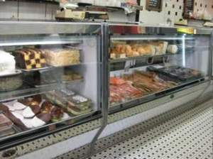 The Famous 4th Street Deli in South Philly's Queen Village neighborhood
