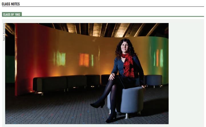 Temple University alumna profile: PatriciaRomeu